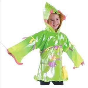 Kidorable Fairy Raincoat